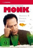 Monk - 7. Staffel (4 Discs)