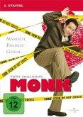 Monk - 2. Staffel (4 Discs)
