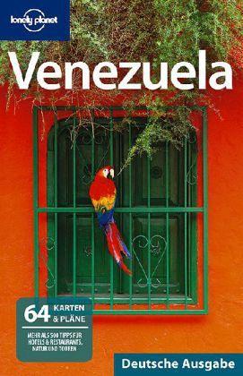 Lonely Planet Venezuela - Raub, Kevin; Kluepfel, Brian; Masters, Tom