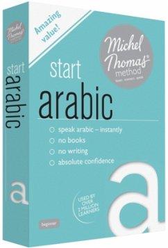 Start Arabic, Audio-CD - Wightwick, Jane; Gaafar, Mahmoud; Thomas, Michel