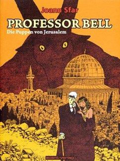 Professor Bell 02. Die Puppen von Jerusalem - Sfar, Joann
