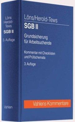 SGB II - Löns, Martin; Herold-Tews, Heike