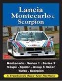 Lancia Montecarlo & Scorpion Road Test Portfolio