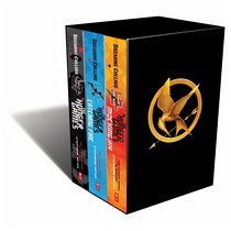 The Hunger Games-Englisches Original im Boxset