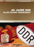 Die Berliner Mauer - 40 Jahre DDR: Alles schon vergessen?