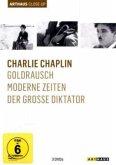 Charlie Chaplin - Arthaus Close-Up (3 Discs)