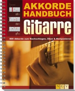 Akkordehandbuch Gitarre