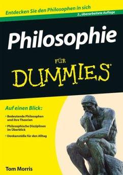 Philosophie für Dummies - Morris, Tom