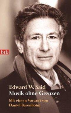 Musik ohne Grenzen - Said, Edward W.