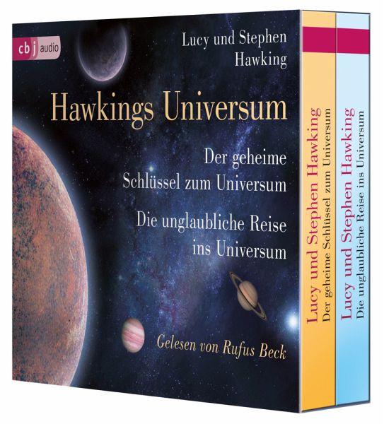 Hawkings Universum, 8 Audio-CDs - Hawking, Lucy; Hawking, Stephen W.