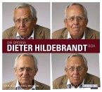 Die große Dieter Hildebrandt-Box, 9 Audio-CDs