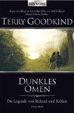 Dunkles Omen / Die Legende von Richard und Kahlan Bd.1