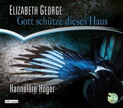 Gott schütze dieses Haus / Inspector Lynley Bd.2 (4 Audio-CDs) - George, Elizabeth