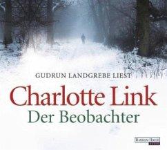Der Beobachter, 9 Audio-CDs - Link, Charlotte