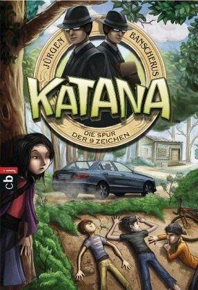 Buch-Reihe Katana von Jürgen Banscherus