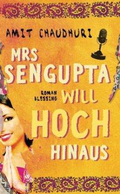 Mrs Sengupta will hoch hinaus - Chaudhuri, Amit