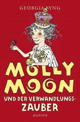 Buch-Reihe Molly Moon von Georgia Byng
