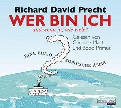 Wer bin ich - und wenn ja, wie viele?, Sonderausgabe, 4 Audio-CDs - Precht, Richard David