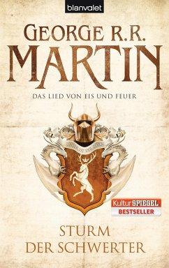 Sturm der Schwerter / Das Lied von Eis und Feuer Bd.5 - Martin, George R. R.