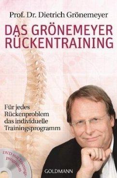 Das Grönemeyer Rückentraining - Grönemeyer, Dietrich