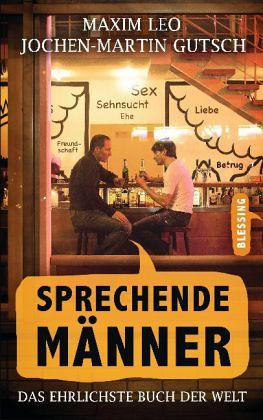 Sprechende Männer - Leo, Maxim; Gutsch, Jochen-Martin