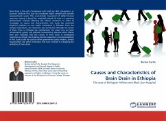 Causes and Characteristics of Brain Drain in Ethiopia