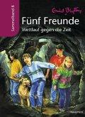 Wettlauf gegen die Zeit / Fünf Freunde Sammelbände Bd.8