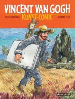 Kunst-Comic Vincent van Gogh