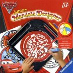 Ravensburger 29894 - Junior Mandala-Designer® Cars 2
