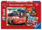 Ravensburger 09281 - Disney Cars: Weltweiter Rennspaß