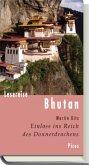 Lesereise Bhutan