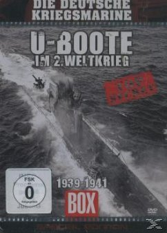 U-Boote im 2. Weltkrieg: 1939-1941 Steelcase Ed...