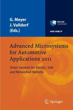 Advanced Microsystems for Automotive Applications 2011