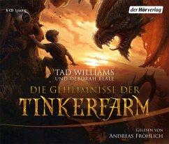 Die Geheimnisse der Tinkerfarm, 5 Audio-CDs - Beale, Deborah; Williams, Tad