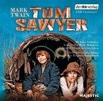 Tom Sawyer, 2 Audio-CDs