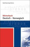 Wörterbuch Deutsch - Norwegisch