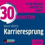 30 Minuten Karrieresprung, 1 Audio-CD