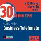 30 Minuten Business-Telefonate, Audio-CD