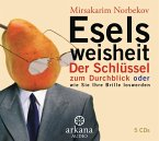 Eselsweisheit, 5 Audio-CDs