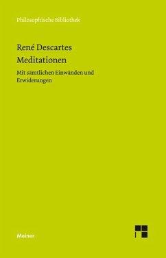 Meditationen - Descartes, René