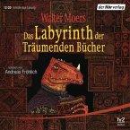 Das Labyrinth der Träumenden Bücher / Zamonien Bd.6 (15 Audio-CDs)