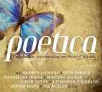 Poetica, 1 Audio-CD
