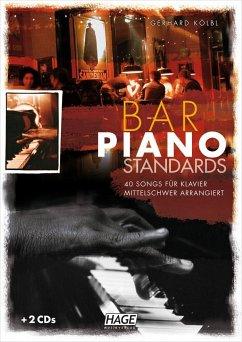 Bar Piano Standards, m. 2 Audio-CDs - Kölbl, Gerhard