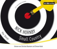 Small Country, 3 Audio-CDs - Hornby, Nick