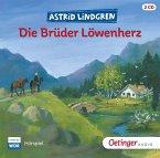 Die Brüder Löwenherz, 2 Audio-CDs