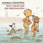 Rico, Oskar und der Diebstahlstein / Rico & Oskar Bd.3 (5 Audio-CDs)