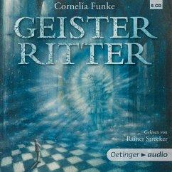 Geisterritter, 5 Audio-CDs - Funke, Cornelia