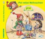 Pixi rettet Weihnachten, Audio-CD