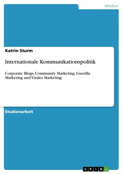 Internationale Kommunikationspolitik