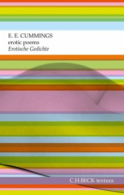 erotic poems. Erotische Gedichte - Cummings, Edward E.